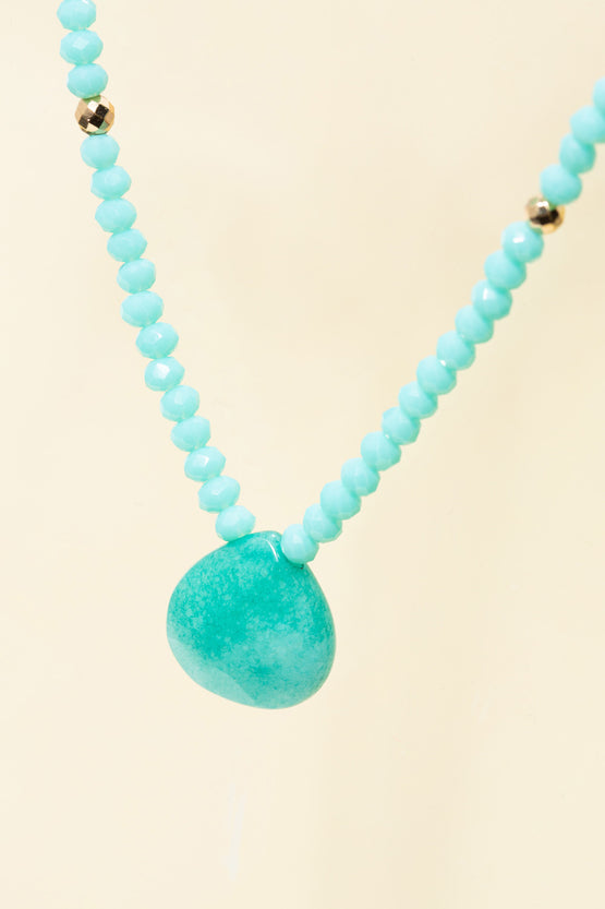 Type 1 Of Turquoise We Can! Necklace
