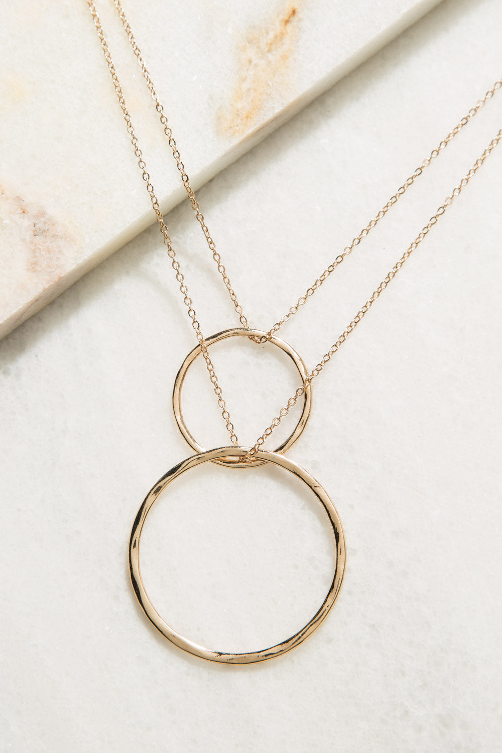 Type 1 Second Circle Necklace