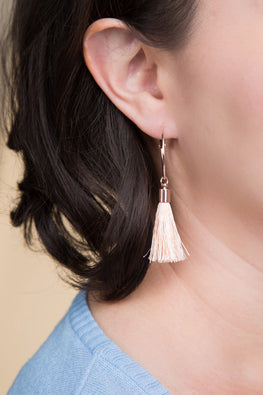 Type 1 Peach Wink Earrings
