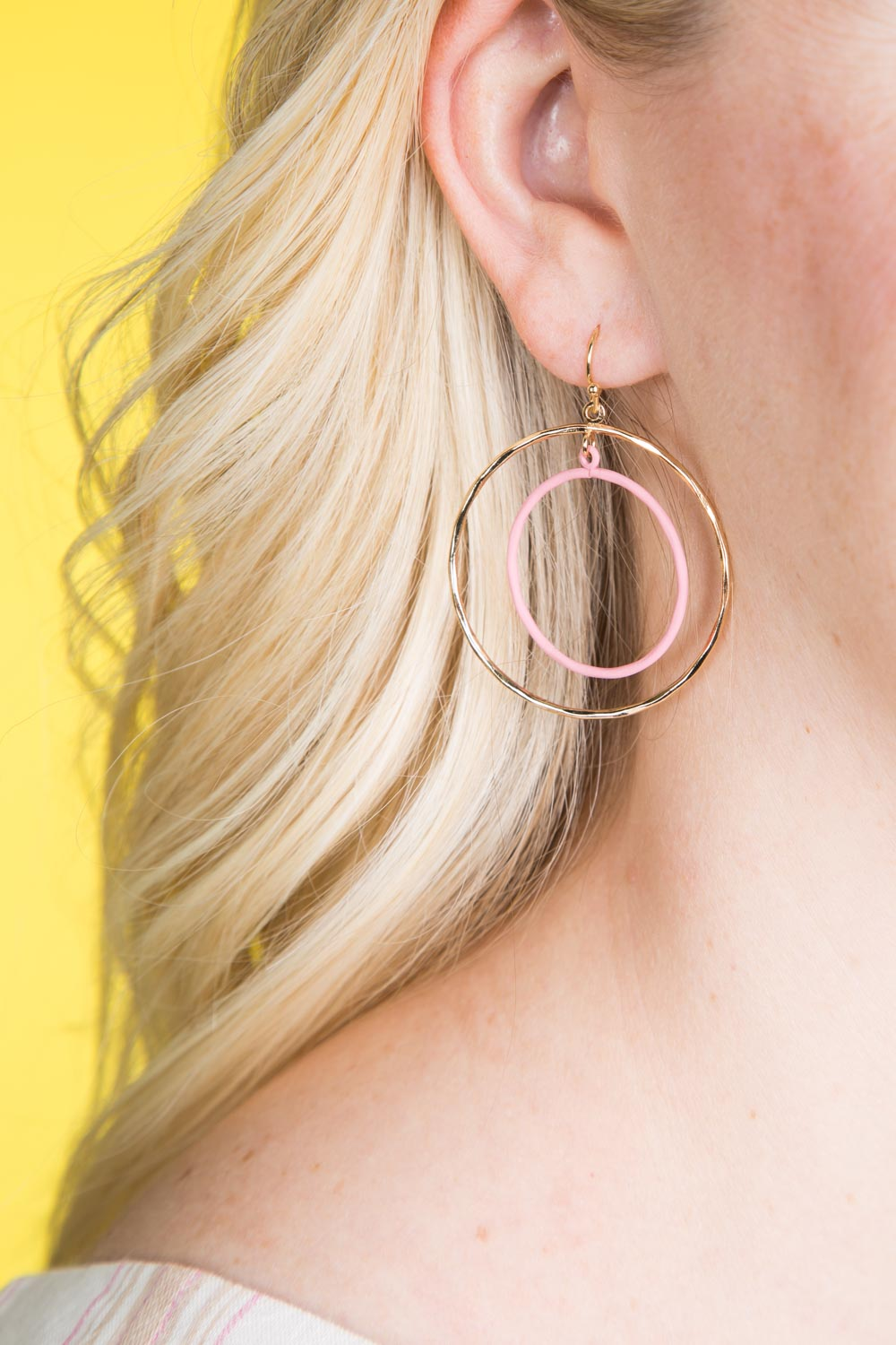 Type 1 Loop 'D Loop Earrings