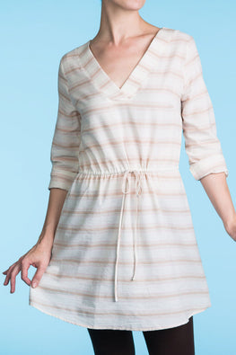 Type 1 Sandy Stripes Dress