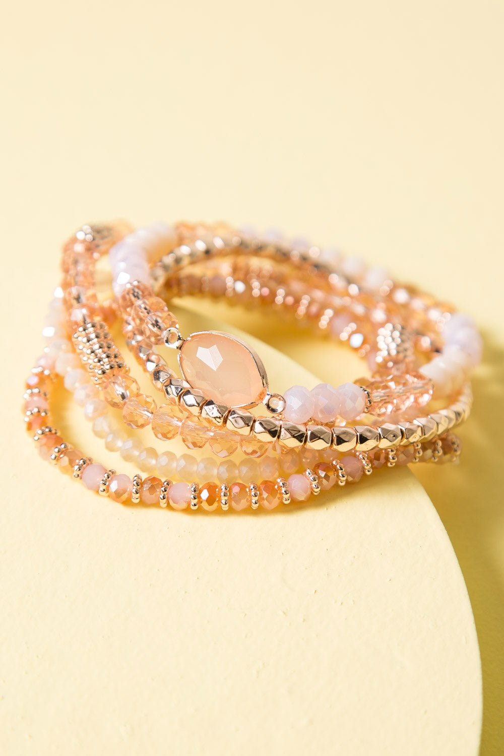 Type 1 Rosy Outlook Bracelet