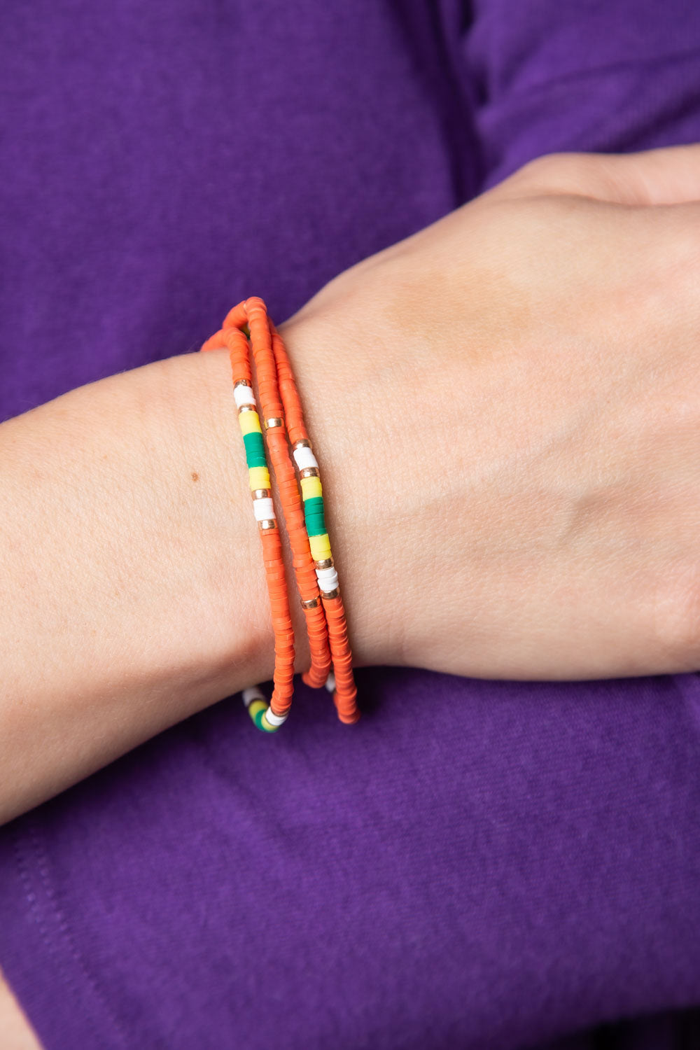 Type 1 Beach Hut Bracelet