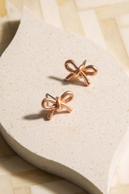 Type 1 Tied in a Bow Earrings