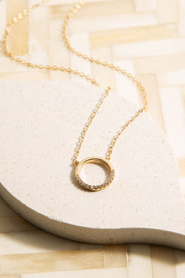 Type 1 Ring in the New Year Necklace