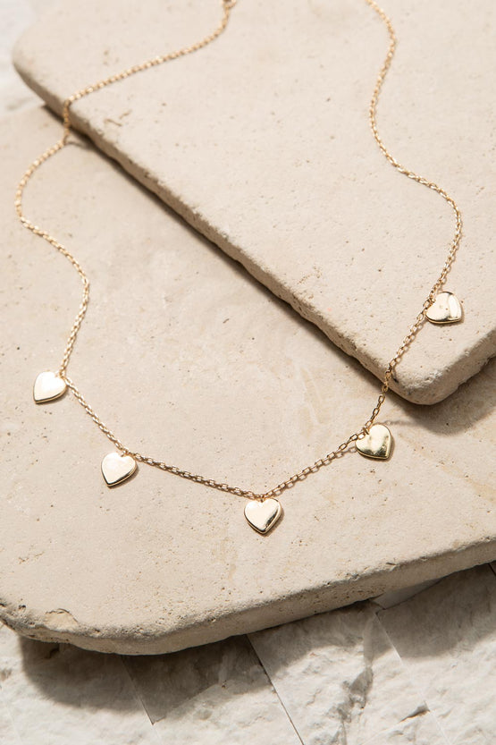 Type 1 Love's Alive Necklace