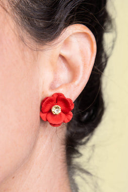 Type 1 Prim & Poppy Earrings