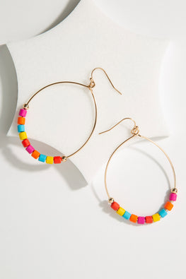 Type 1 Rainbow Fiesta Earrings