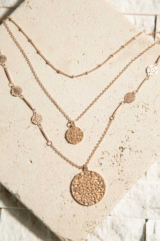 Type 1 Three Wishes Necklace