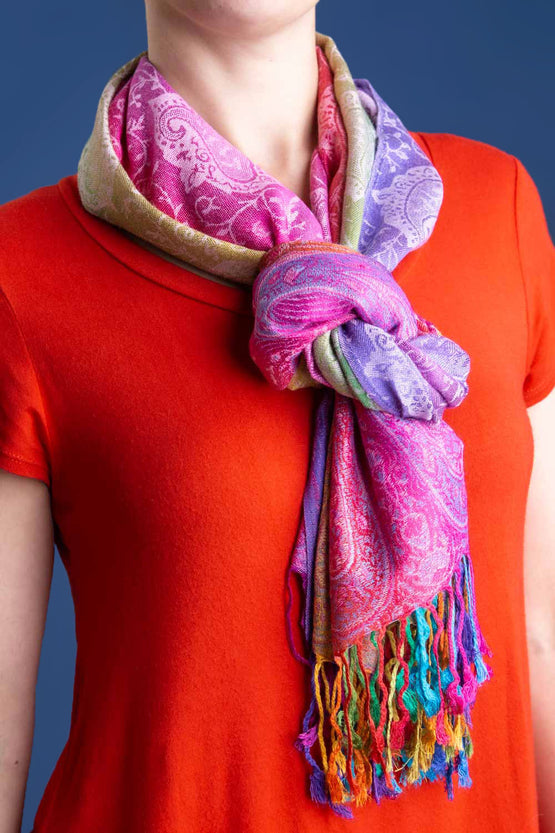 Type 1 Gypsy Camp Scarf