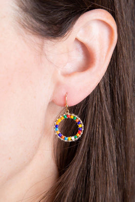 Type 1 Color Me Happy Earrings