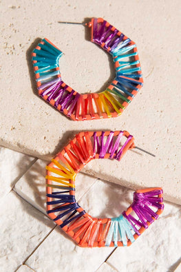 Type 1 Dream Weaver Earrings