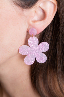 Type 1 Pink About It Earrings