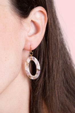 Type 1 A Whirl of Pearls Earrings