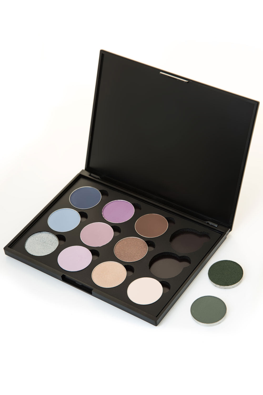 Type 2 Twelve Shadow Palette