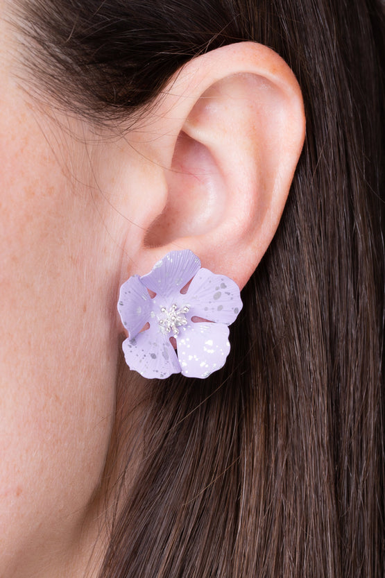 Type 2 Violet Dew Earrings