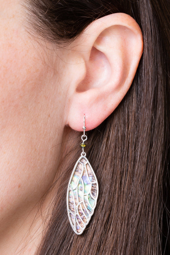 Type 2 On The Wing Earrings