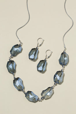 Type 2 Opening Night Necklace/Earrings Set