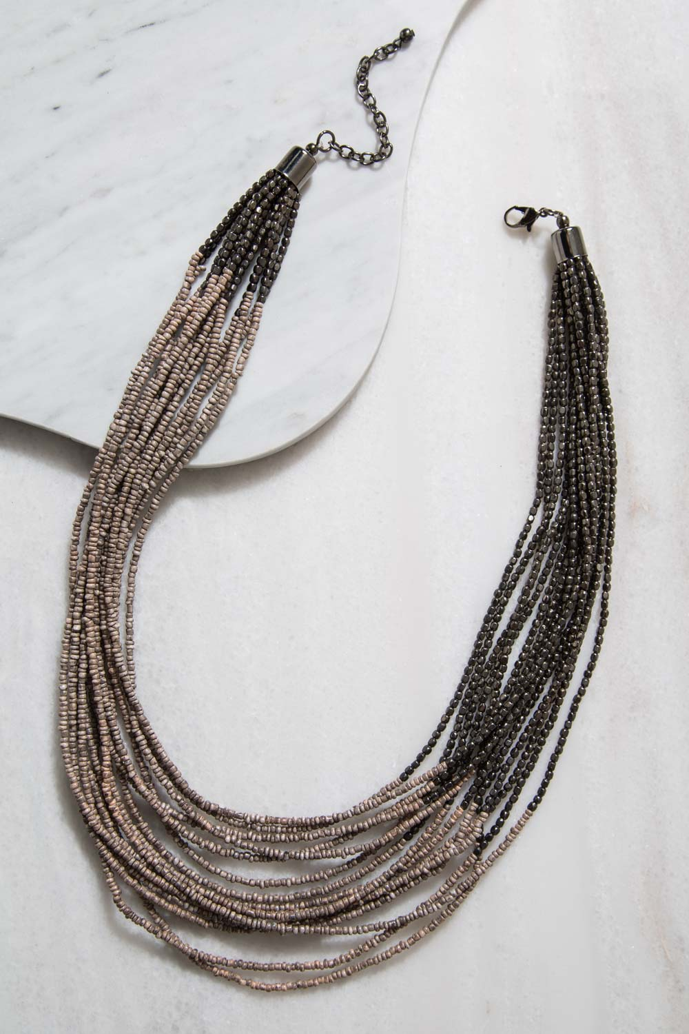 Type 2 Charcoal Embers Necklace