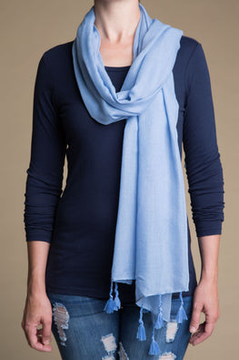 Type 2 In The Blue Scarf