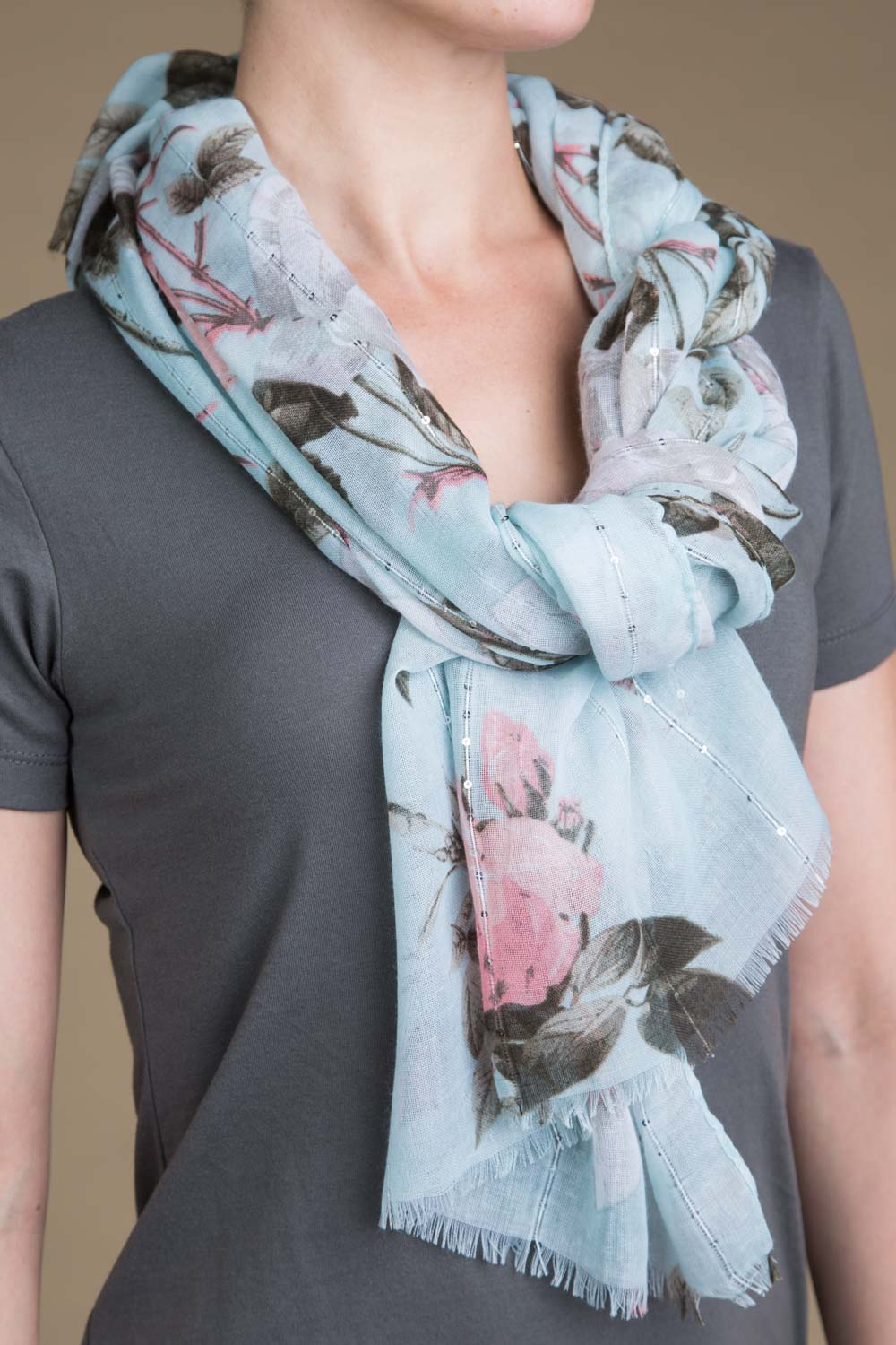 Type 2 Peaceful Path Scarf