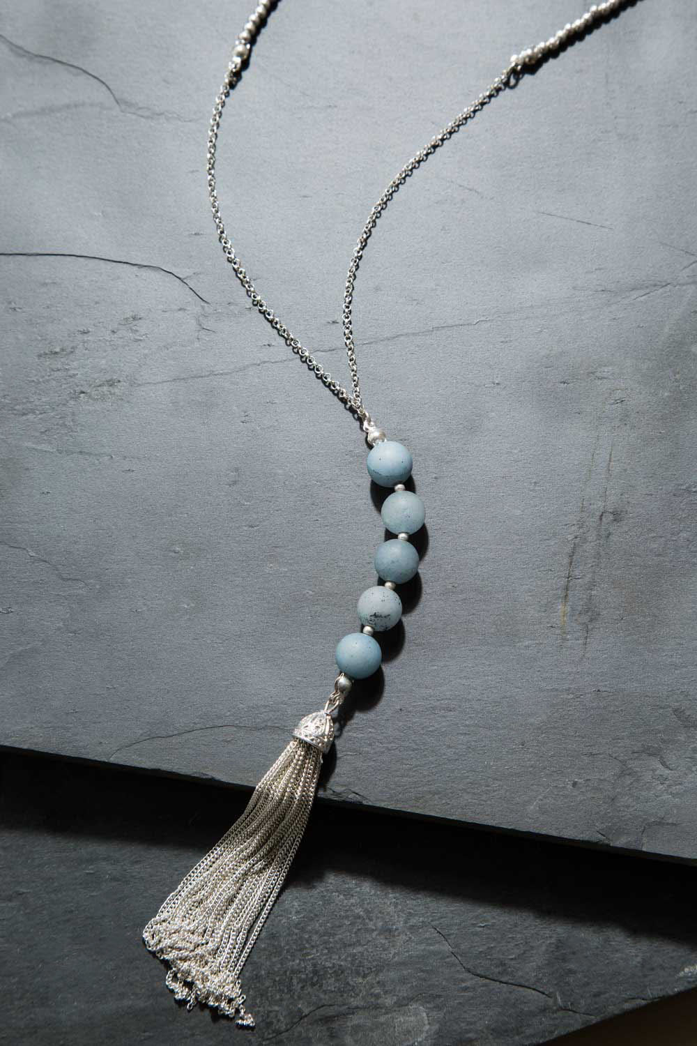 Type 2 Ocean Blue Necklace