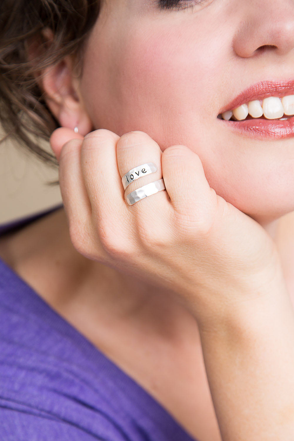 Type 2 Simple Love Ring