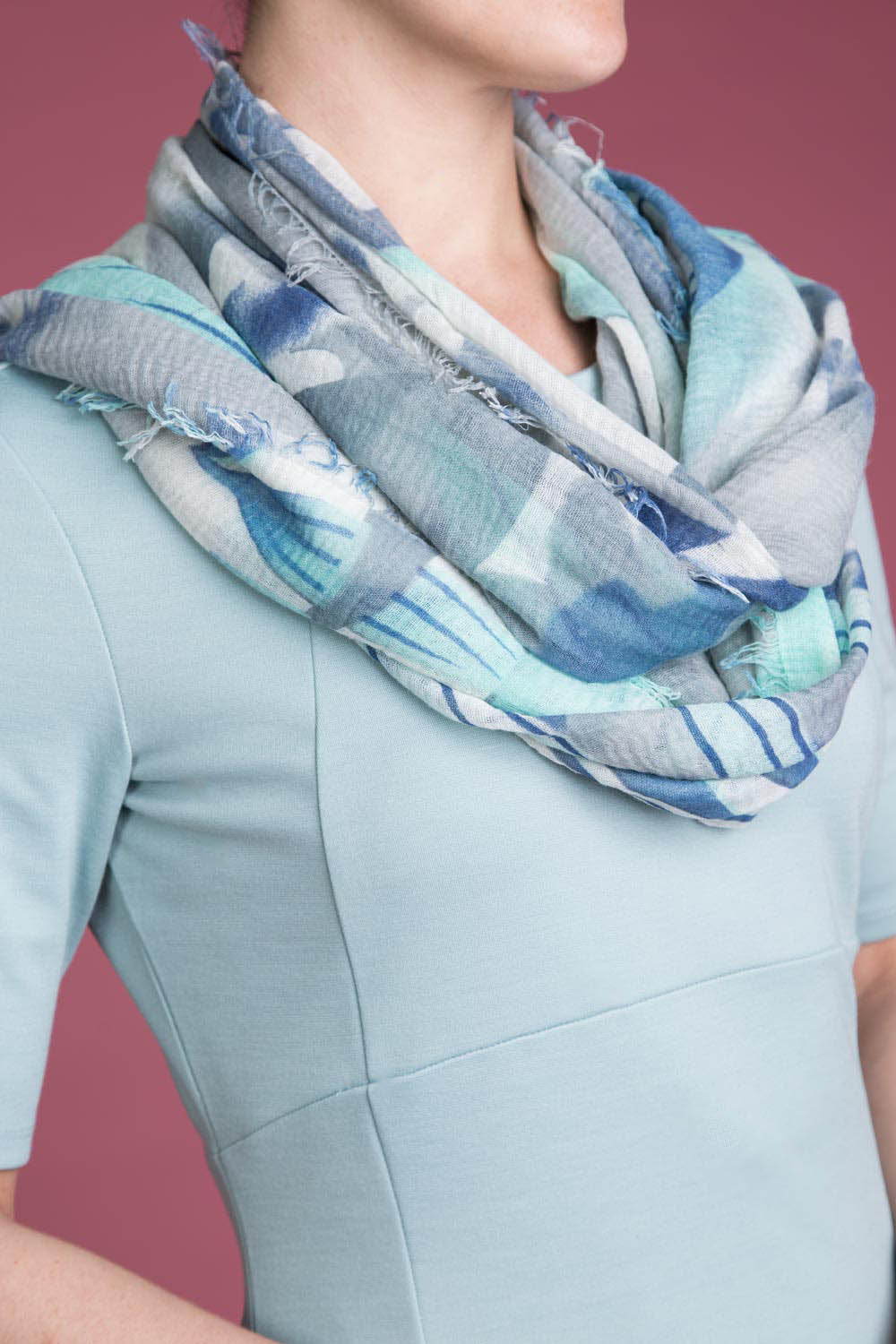 Type 2 Soft Breeze Scarf