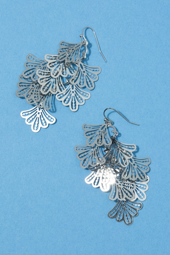 Type 2 Pouring Petals Earrings