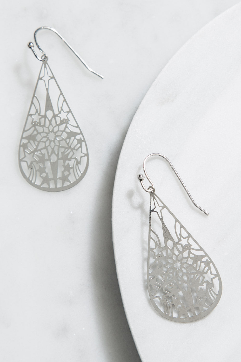 Type 2 Wishing Star Earrings