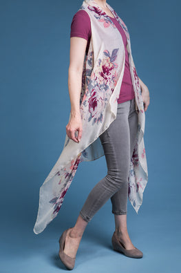 Type 2 Romance In The Air Drape Vest