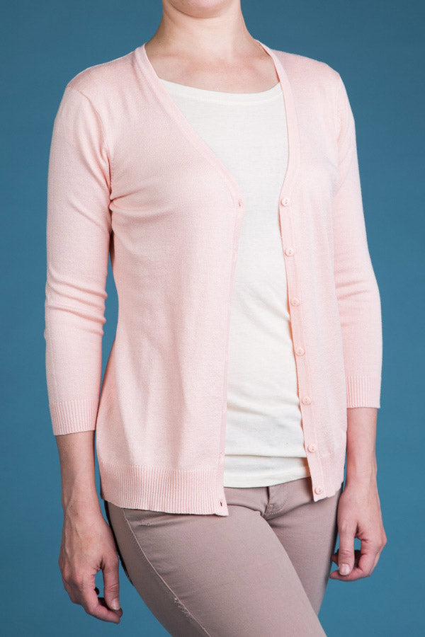 Type 2 Peach Blush Cardigan