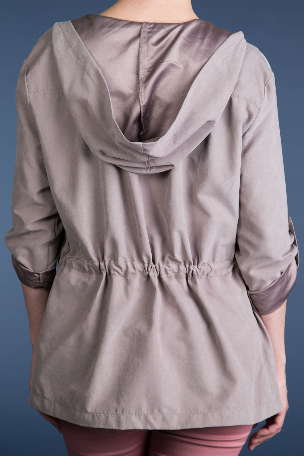 Type 2 Lavish Mauve Jacket