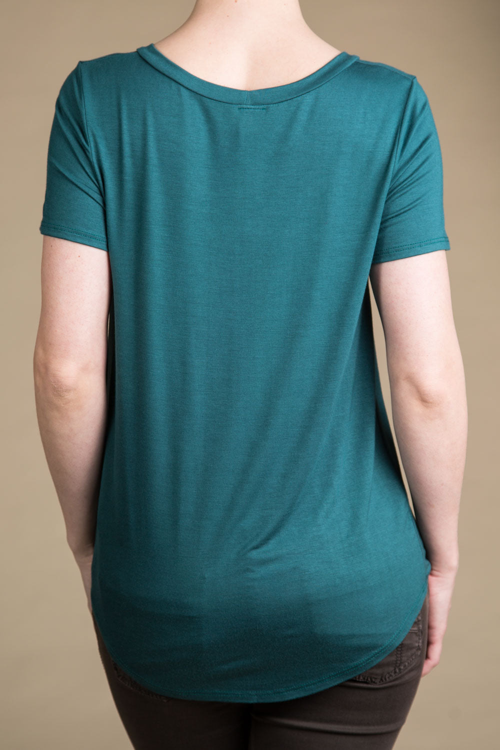 Type 2 Green Meander Top