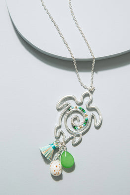 Type 2 Loyal Turtle Necklace