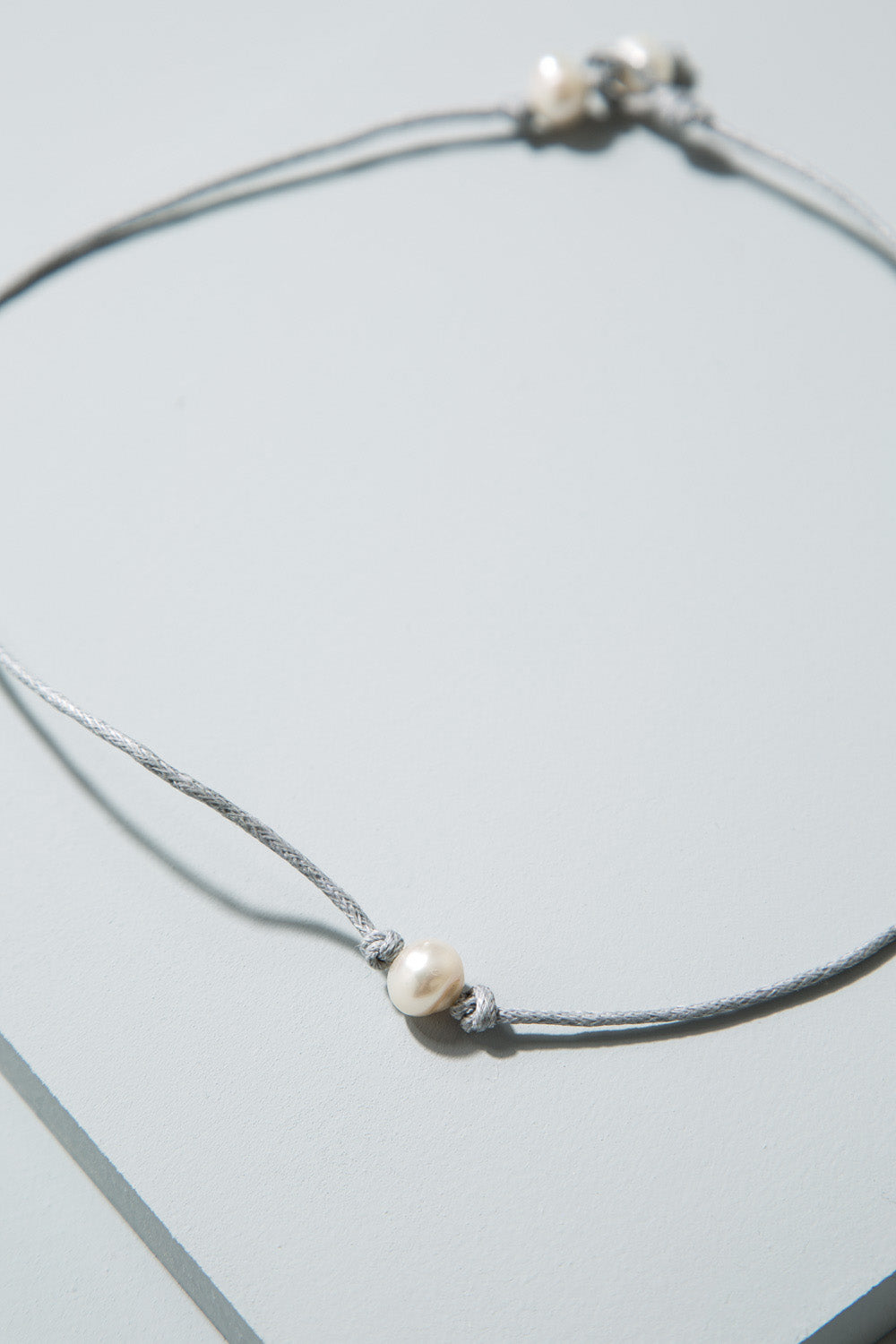 Type 2 Drop Of Pearl Necklace