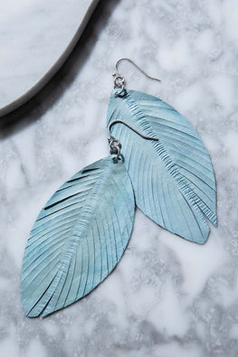 Type 2 Early Morning Flight Earrings