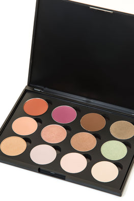 Type 3 Twelve Shadow Palette