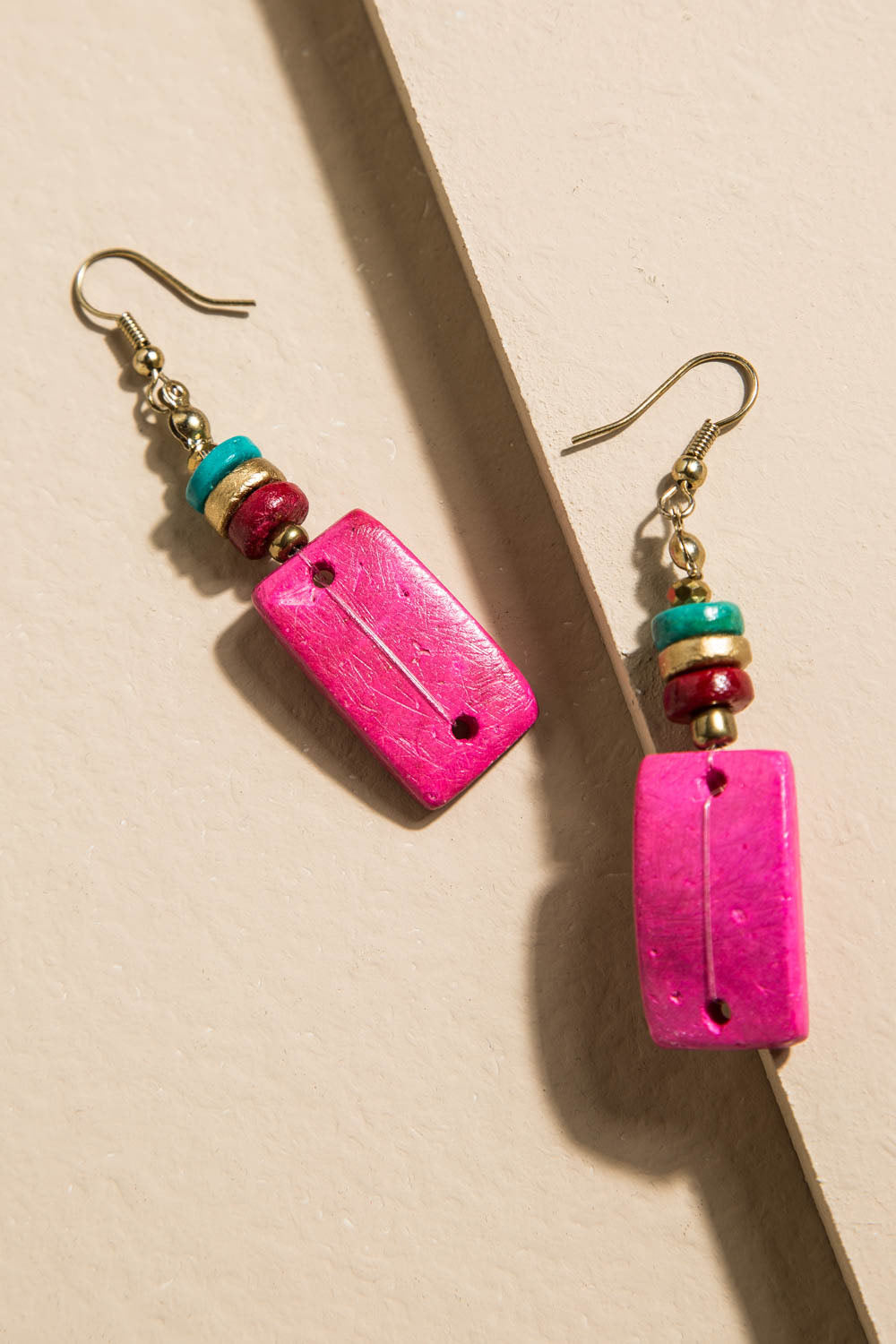 Type 3 Cha Cha Cha Earrings