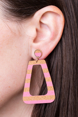 Type 3 Know Your Stripes Earrings