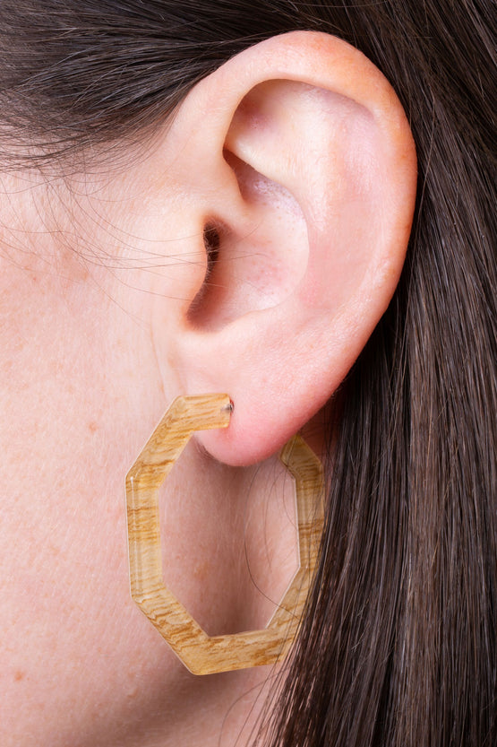 Type 3 Wont Stop Earrings