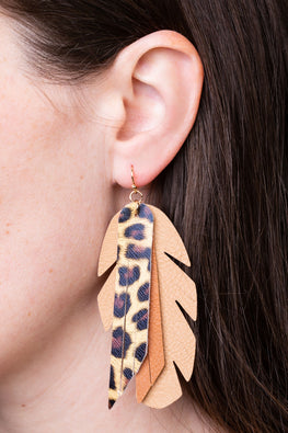Type 3 Wild and Free Earrings