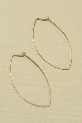Flash of Gold Earrings