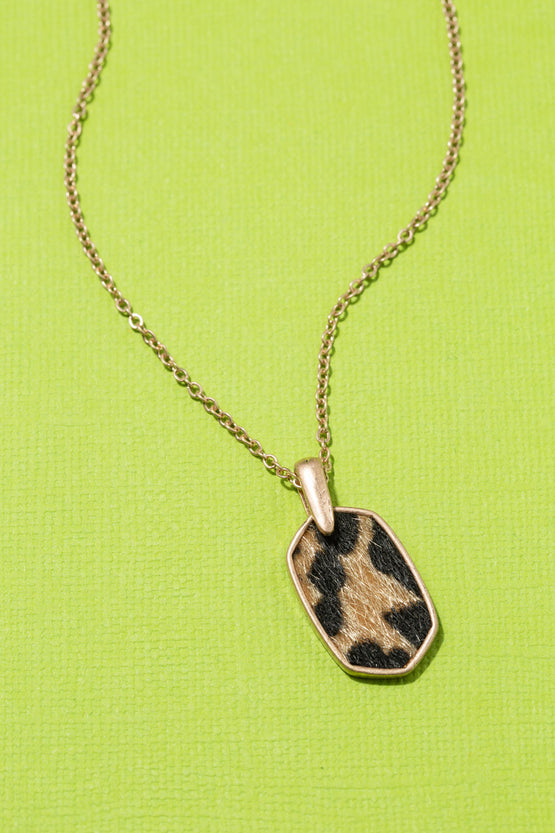 Type 3 A Little Wild Necklace