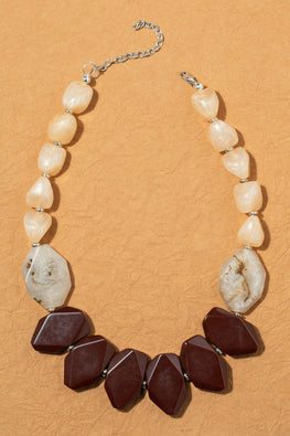 Type 3 Rock Solid Necklace