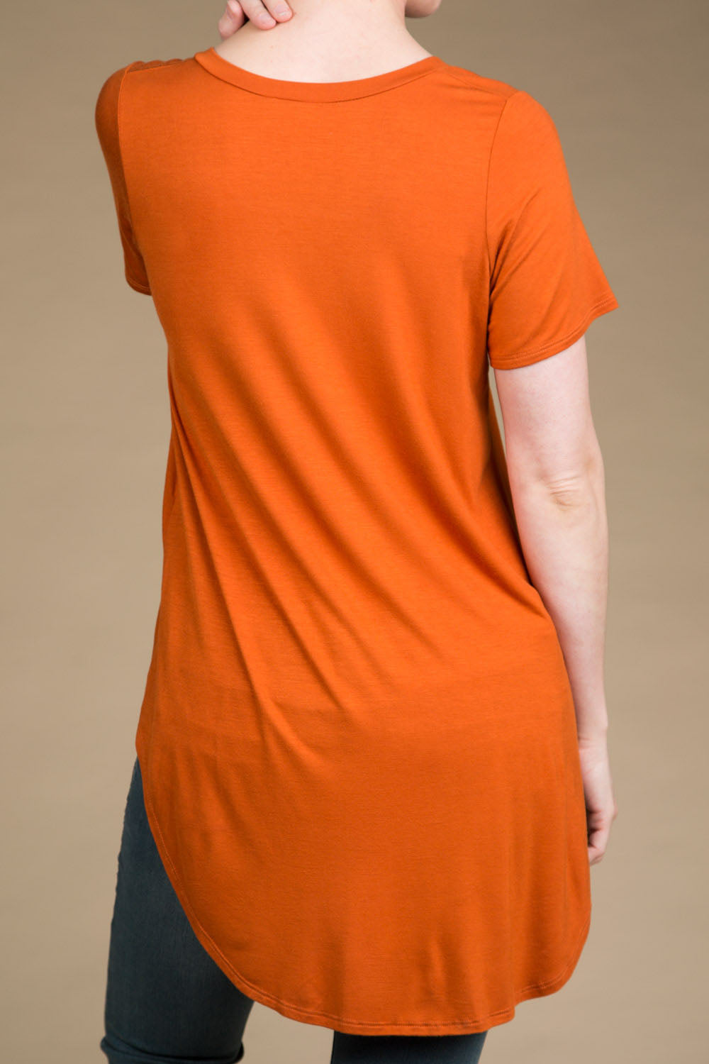 Type 3 Robust Orange Top