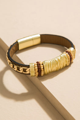 Type 3 On the Wire Bracelet