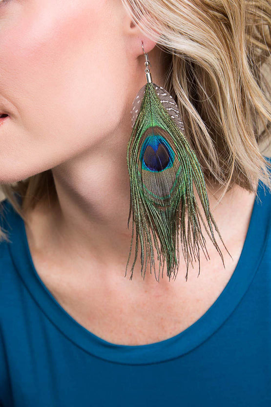 Type 3 Birds of a Feather Earrings