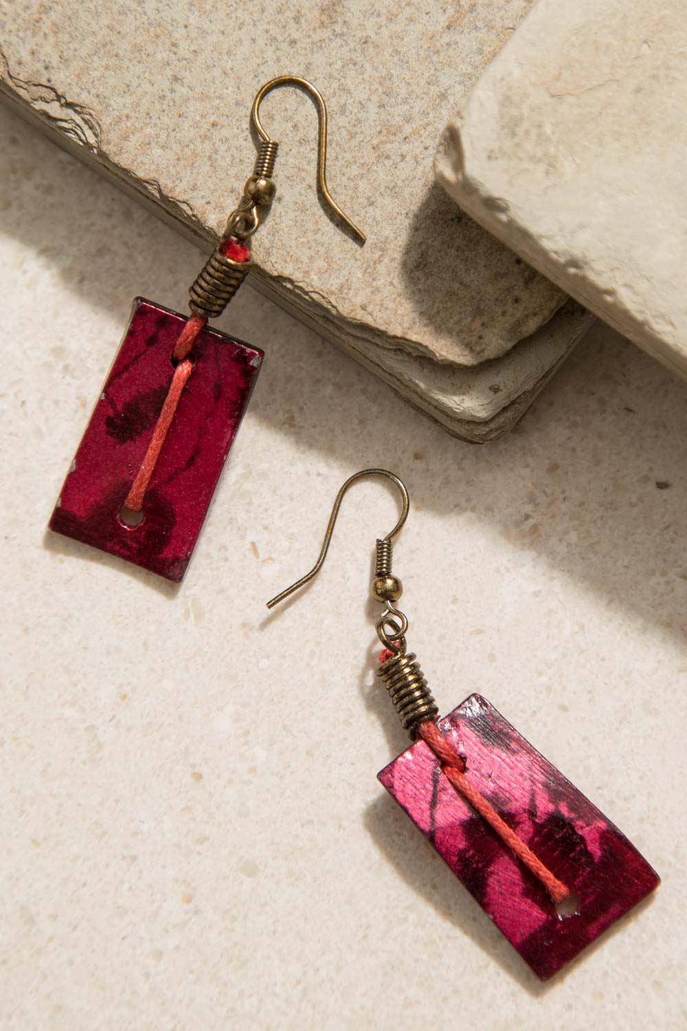 Type 3 Last Embers Earrings