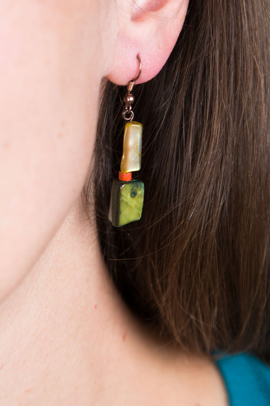 Type 3 Mesa Verde Earrings